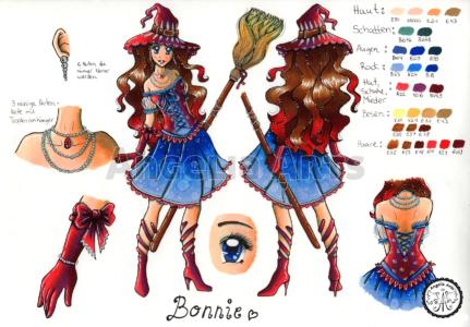 """Beispiel """"Bonnie"""""""