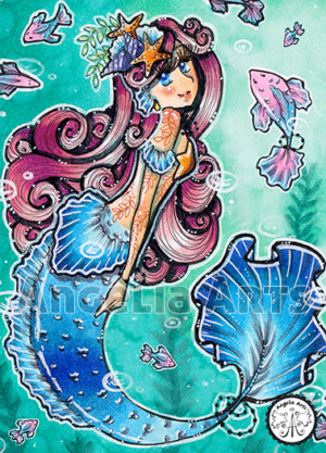#228 Bonbon Mermaid
