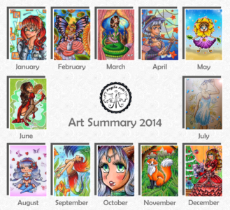 Art Summary 2014