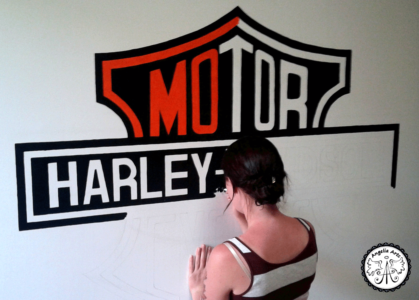 Harley Logo WIP
