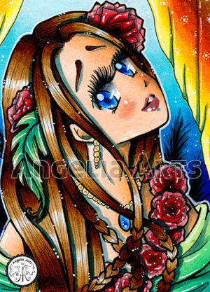 #138 Tropical Girl