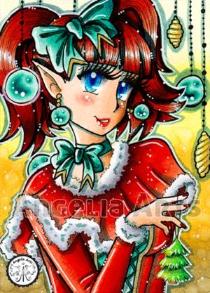 #195 Christmas Elve