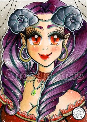 #199 Violet Demon