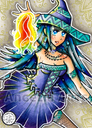 #214 Mexican Witch II