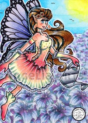 #229 Flower Fairy