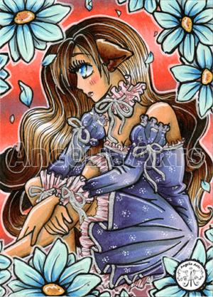 #38 Flower Neko
